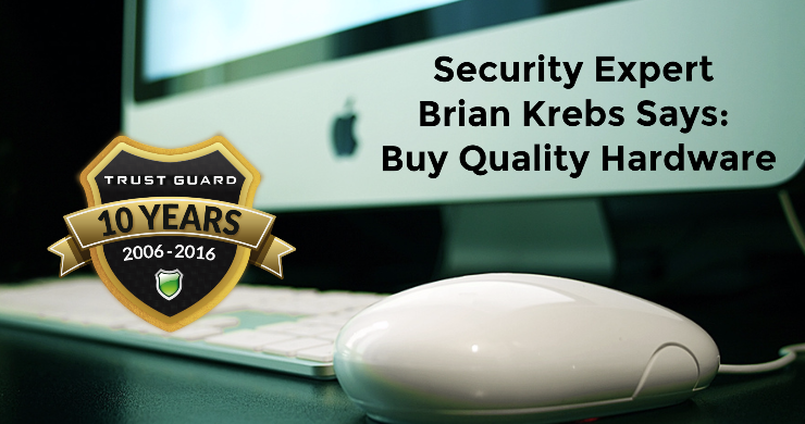 Brian Krebs Security Expert