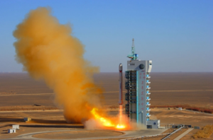 China Launches Hack-Proof Satellite
