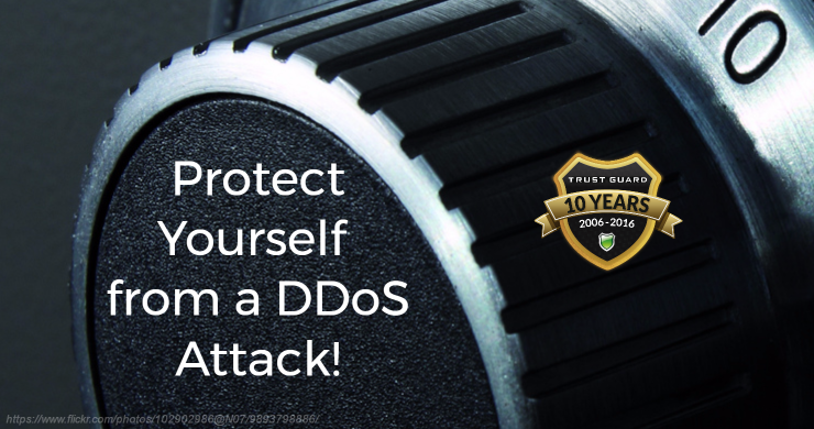 Eight Things You Can Do to Protect Yourself from a DDoS Attack