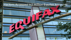 Hackers Accessed 143 Million Equifax Accounts