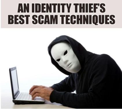 Steal Identities