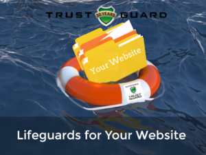 Your Website Needs a Lifeguard!