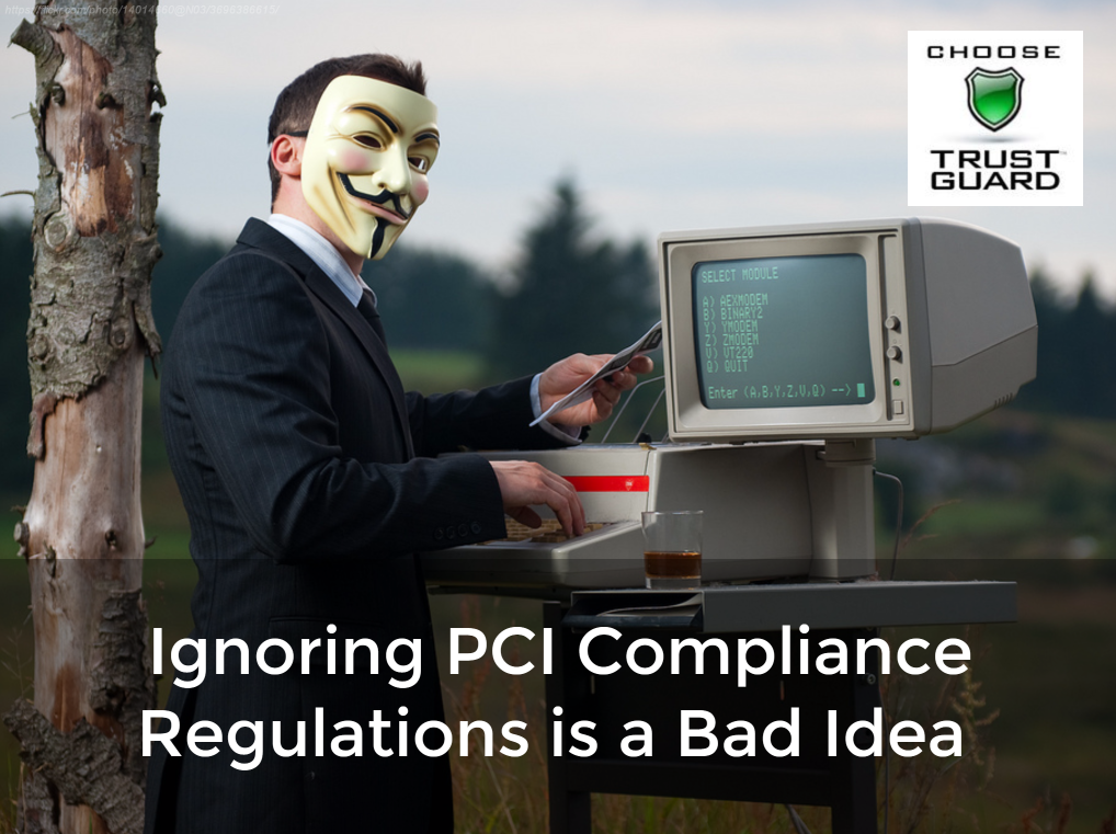 PCI Compliance Regulations