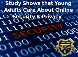 Young Adults Care About Online Security